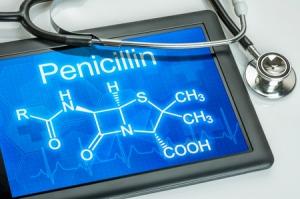 Penicillin Chemische Formel